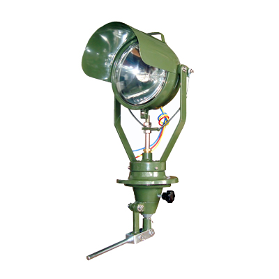 Search Light Halogen 100W TG16A.