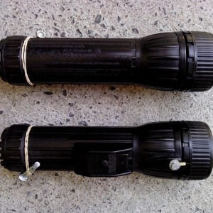 Explosion Proof Flashlight