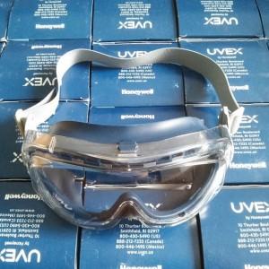 UVEX Flex Seal Clear AF Lens Goggles S3400X-AF