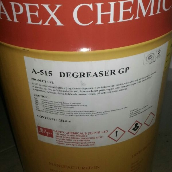 A-515 DEGREASER GP, 25L