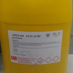 APEX-101 ECO ACID, 25L