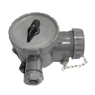 Marine Socket With Switch 250V 10A