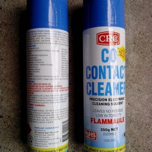 CO Contact Cleaner