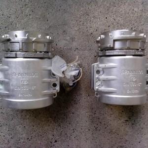 Coupling, TW acc. DIN 28450, Type VKC 100.100 SS (4″)