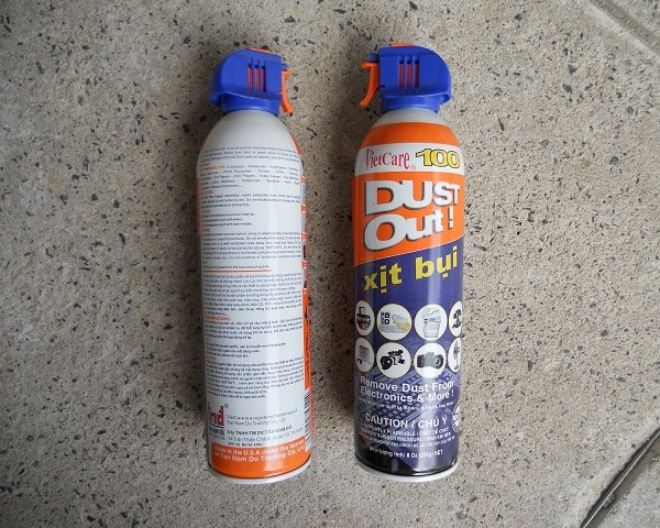 Dust Out