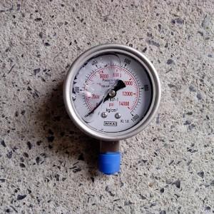 Wika Pressure Gauge 14000PSI