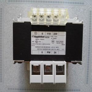 Replacement Transformer Only 400VA (230V-110V to 24V)