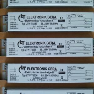 Ballast Electronic LTW-T8236