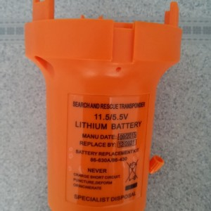 Battery Replacement Kit 86-630A