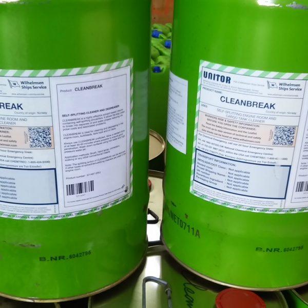 CLEANBREAK 25LTR. PN 651 571497